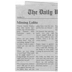 Lolita ❤ liked on Polyvore featuring fillers, accessories, books, random, fillers - simple and magazine