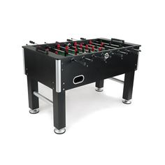 Find the perfect addition to your game room with the purchase of this Zoom foosball table. Buy high quality foosball tables from Billiard Factory today. Adjustable Height Table, Adjustable Legs, Billiard Factory, Multi Game Table, Columbus Day Sale, Fat Cats, Table Games, Game Room, Indoor