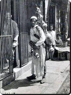 ✿❤ Bir Zamanlar Türkiye, Osmanlı'da Şerbetçi