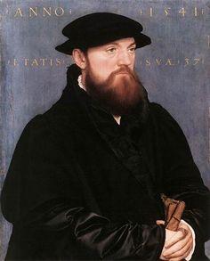 De Vos Van Steenwijk - Hans Holbein the Younger