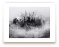 """Lost in the Fog"" - Photography Limited Edition Art Print by Creative Imagery. Fog Photography, Wall Art Prints, Fine Art Prints, Custom Art, Tapestry, Creative, Artist, Nature, Lost"
