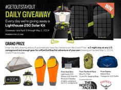 It's free to sign up for this Giveaway from GoalZero Giveaway-Entry-V2.03 #GETOUTSTAYOUT