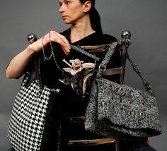 Styles Fashion Displays, Chanel Boy Bag, My Design, Monogram, Michael Kors, Shoulder Bag, Boys, Pattern, Fashion Design