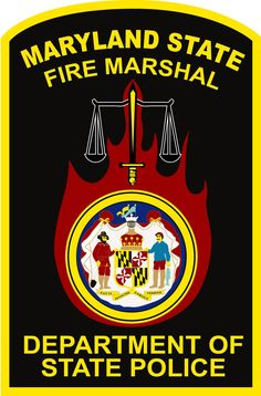 New Maryland Office of the State Fire Marshal patch http://kevindayhoffwestgov-net.blogspot.com/2015/07/new-office-of-state-fire-marshal-patch.html …