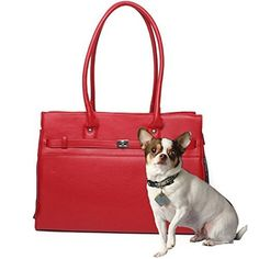 Special Offers - Bark-n-Bag Monaco Tote Pebble Grain Pet Carrier Red - In stock & Free Shipping. You can save more money! Check It (September 12 2016 at 11:05PM) >> http://dogcollarusa.net/bark-n-bag-monaco-tote-pebble-grain-pet-carrier-red/