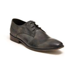 Derby - Cuir   Outre l'allure, ce dont on veut être sûrs, c'est d'avoir une paire de chaussures confortables. Avec ces semelles en élastomère, Mc Finlay relève le défi d'allier style et détente pour compléter toutes vos tenues.    Dessus : cuir Doublure : cuir Semelle : élastomère