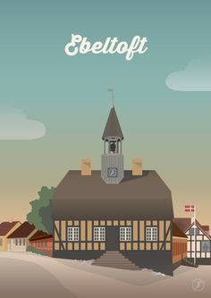 Copenhagen Design, Copenhagen Denmark, Aarhus, My Heritage, Palette, Vintage Travel Posters, Illustrations And Posters, Minimalist Design, Poster Prints