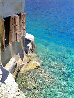 Kastelorizo island. Hellas