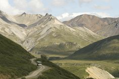 The 90-mile journey into the park is the first introduction to Denali National Park