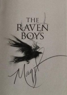 Doodles in the Raven Boys