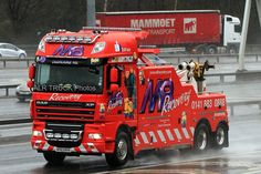 DAF XF - M8.RECOVERY
