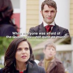 Well Mr. Hyde, you will soon be joining a long list of people who have underestimated Regina Mills and learned that they were very foolish to do so.
