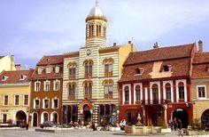 Council Square in Brasov, Brasov Romania, Romania Travel, The Good Place, Places To Visit, Google Search, Architecture, Building, Amazing, Romania