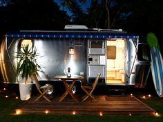 glamping trailers | Glamping airstream | Glamping.com