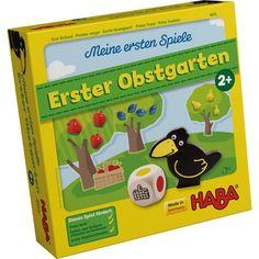 Meine ersten Spiele - Erster Obstgarten HABA 4655 online bestellen - JAKO-O
