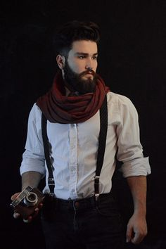 Fashion Turkish man