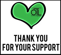 Thank YOU for your membership, your support of the Arts & Entertainment Communities, your suggestions for new events, and for the positive feedback and appreciation for OTL that you've sent to Member Services throughout the year.  As you know, we're a family and friend run organization and your kindness and support really does make a huge impact on us.