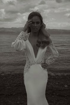 Best of Tal Kahlon Wedding Dresses. To see more: http://www.modwedding.com/2014/06/23/best-tal-kahlon-wedding-dresses/ #wedding #weddings #wedding_dress