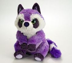Purple Raccoon (Sweet & Sassy) at theBIGzoo.com, a toy store that has shipped over 1.2 million items.