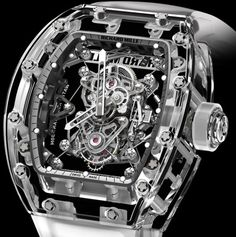 The RM56-02 by Richard Mille is a Horological Masterpiece $2,020,000.