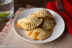Taco Empanadas - Low Carb, Grain/Gluten Free, THM S