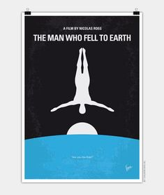 the man who fell to earth poster - Google Search