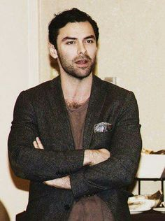 Aidan with short hair.