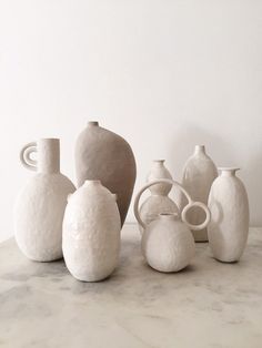 One of a kind ceramics and home goods hand made in New York City Glass Ceramic, Porcelain Ceramics, Ceramic Pottery, Pottery Art, Ceramic Art, Ceramic Design, Pottery Ideas, Keramik Vase, Ceramic Studio