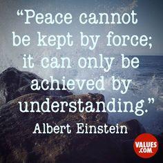 Wisdom - Albert Einstein