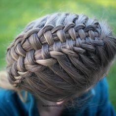 Best Funky Gymnastics Hairstyles Ideas To Make Feel More Confidence Funky Hairstyles, Elegant Hairstyles, Braided Hairstyles, Braids For Short Hair, Short Hair Styles, Gymnastics Hair, Types Of Braids, Girls Braids, Love Hair