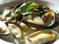 Page Not Found - iodé magazine Le Diner, Mussels, I Love Food, Seafood Recipes, Panna Cotta, Pudding, Cooking, Ethnic Recipes, Desserts