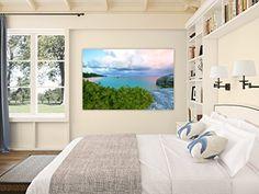 Canvas Gallery Wrap ~ Long Bay Cliffs ~ Bermuda (12x18) Photographs by Joules http://www.amazon.com/dp/B018LE0DFS/ref=cm_sw_r_pi_dp_3zhwwb0XCVB3T
