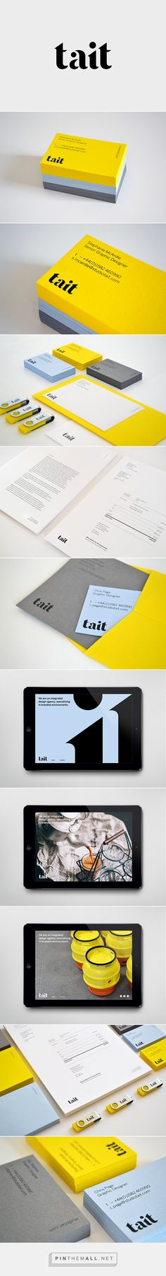 Tait on Behance