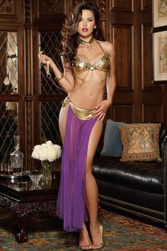 Nude women in harem outfits photos 22