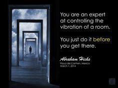 #AbrahamHicks #Vibrations #Room