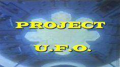 PROJETO UFO - TRECHO E ABERTURA DA SÉRIE DE TV / DUBLAGEM HERBERT RICHERS