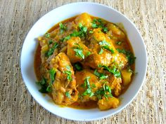 This authentic Indian Instant Pot chicken curry is a delicious family recipe. Made with bone-in chicken, the Instant Pot cooks up tender chicken with lots of flavor. Now you can skip takeout and make this easy chicken curry at home, from scratch in no time.