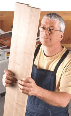 AW Extra 7/3/14 - Perfect Edge Joints - Popular Woodworking Magazine