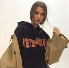 Is this Vetements hoodie too much to ask?