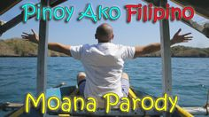 "MOANA ""How Far I'll Go"" PARODY 