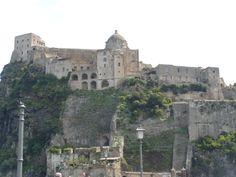 ISCHIA (NA) - Castello Aragonese #europe #italy #monuments #travel #travelpics www.italysaycheese.com