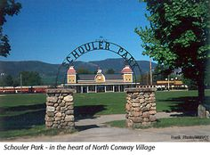 Schouler Park, North Conway New Hampshire