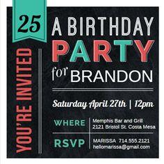 Free Printable Crazy Party Invitation Ward Party Retro Fiesta