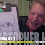 Whether cartoons, anime or manga, Christopher Hart can teach it! VIDEO
