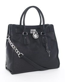 Hamilton Large Tote, Black by MICHAEL Michael Kors at Neiman Marcus. My favorite, every day, go to bag. Cheap Michael Kors Bags, Michael Kors Sale, Michael Kors Handbags Outlet, Michael Kors Satchel, Michael Kors Fashion, Michael Kors Black, Michael Kors Hamilton, Large Tote, Juicy Couture