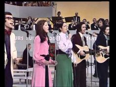 Eurovision 1973 - Spain - Mocedades - Eres tú [HQ SUBTITLED]