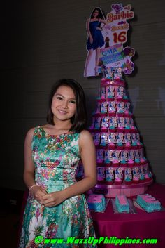 WazzUp Philippines?: Barbie Forteza's Sweet 16 Birthday Suprise from GMA Artist Center