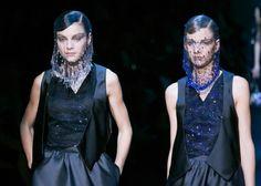 Armani Privé. Haute Couture. Fall Winter 2012 2013