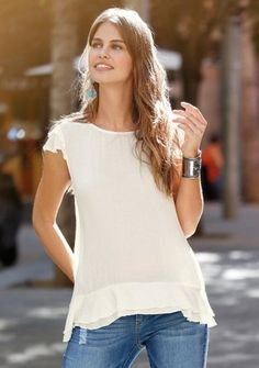 Easy like Sunday morning  #modino_sk #style #bluse #outfit #fashion #casual