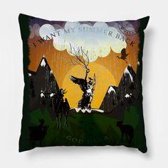 summer back - Nature Lovers - Pillow Lovers, Throw Pillows, Random, Nature, Summer, Pictures, Pillows & Throws, Photos, Toss Pillows